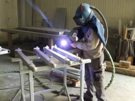 La métallisation permet de protéger les surfaces métalliques